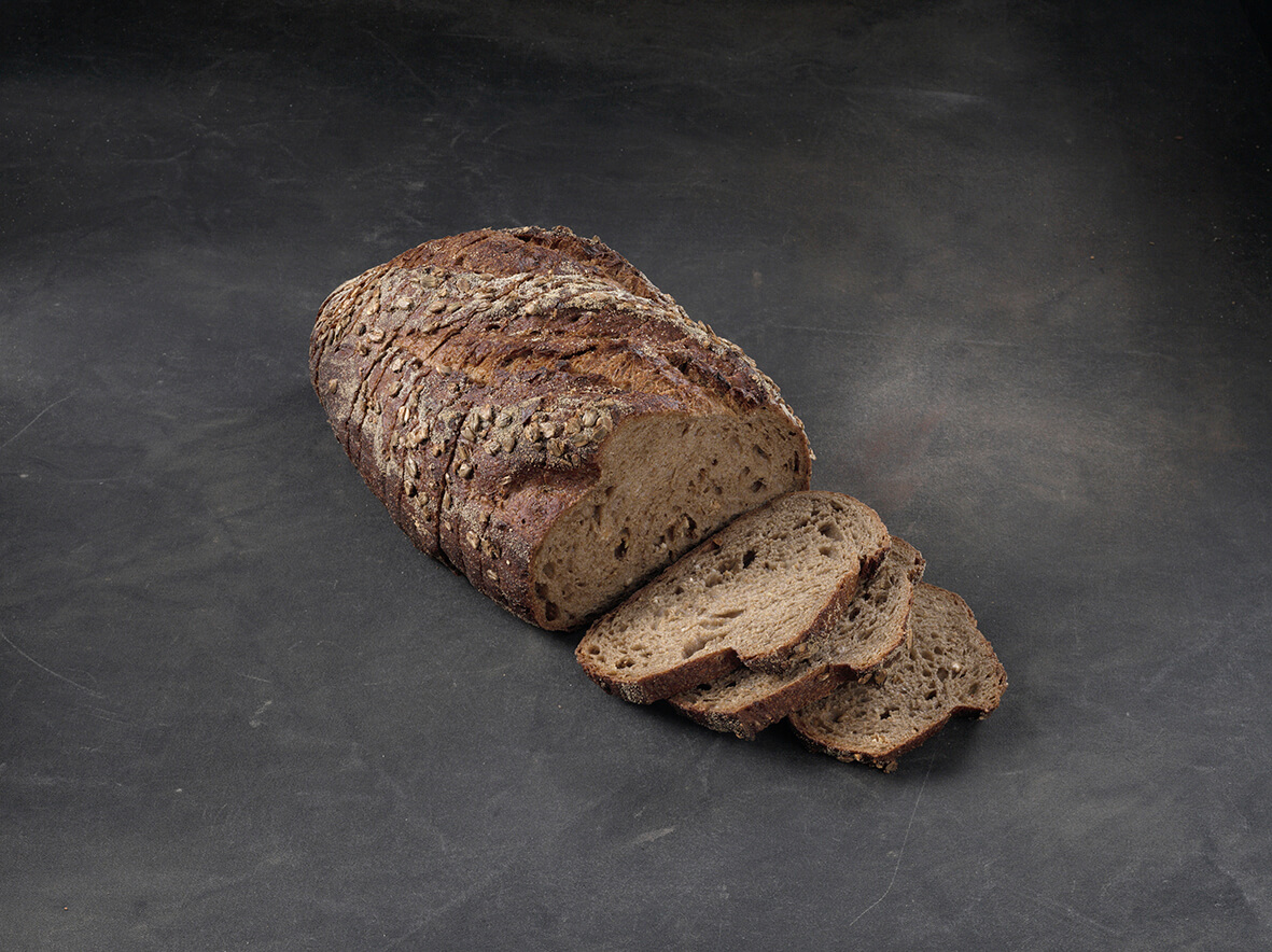 Night Rye Batard Sliced