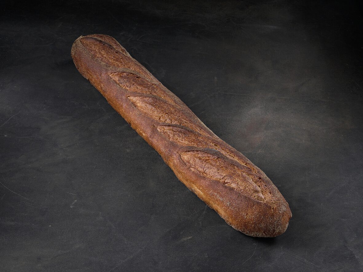 White Semi-Sourdough Baguette